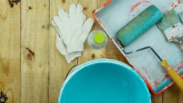 accesorios para pintar paredes